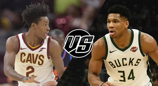 Live Streaming List: Cleveland Cavaliers vs Milwaukee Bucks 2018-2019 NBA Season
