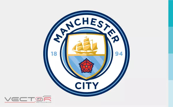 Manchester City FC Logo - Download Vector File SVG (Scalable Vector Graphics)