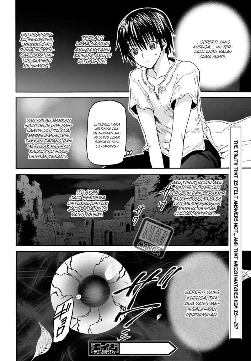 Baca Manga Death March Chapter 3 Bahasa Indonesia