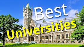 Best universities in the world for the year 2021