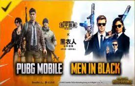 PUBG Mobile X MIB: International COLLABORATION 2019