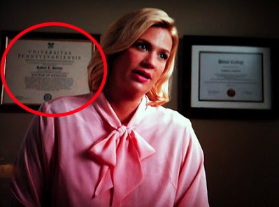 Did You Catch This Penn Reference On Tonights Mad Men