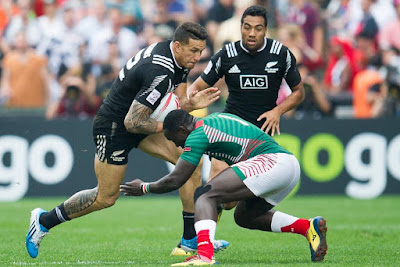 New Zealand Rugby Sevens Squads for 2018 PyeongChang Olympics