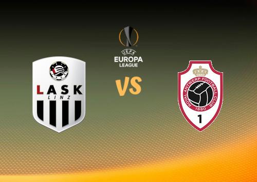 LASK Linz vs Antwerp  Resumen
