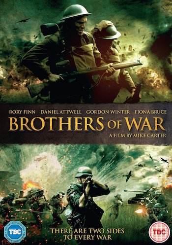 Brothers of War (2015) HDRip x264 250MB