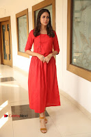 Actress Lavanya Tripathi Latest Pos in Red Dress at Radha Movie Success Meet .COM 0251.JPG
