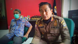 Cegah Penyebaran Covid-19, Pemkot  Cirebon Berikan Pengarahan Kepada  Juru  Kunci Pemakaman