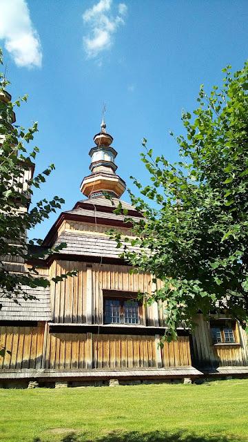 Cerkiew (kościół) w Krempnej