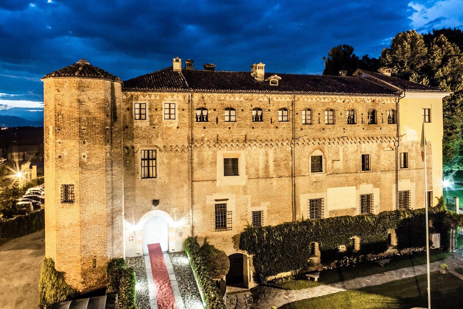 Castello dei Solaro, location matrimoni in esclusiva
