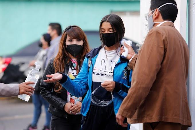 México: se registraron 239 muertes y 4,250 nuevos casos coronavirus