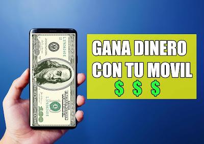 gana dinero con tu móvil