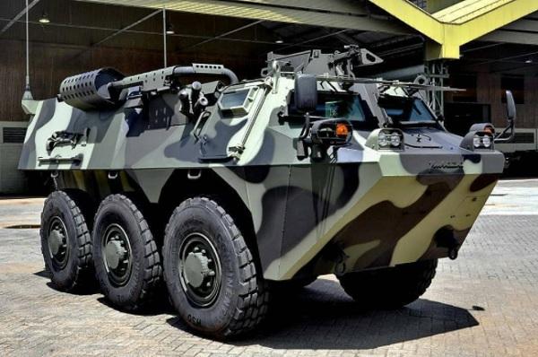 Anoa Tank PT Pindad