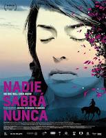 Poster de Nadie sabrá nunca