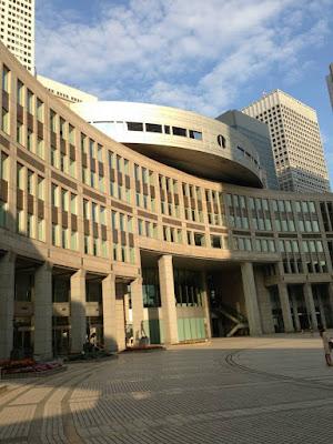 10D9N Spring Japan Trip: Tokyo Metropolitan Government Building