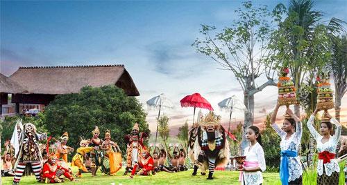 Photo courtesy Rimba Jimbaran Bali