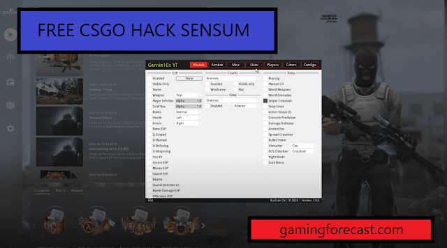 free csgo hack