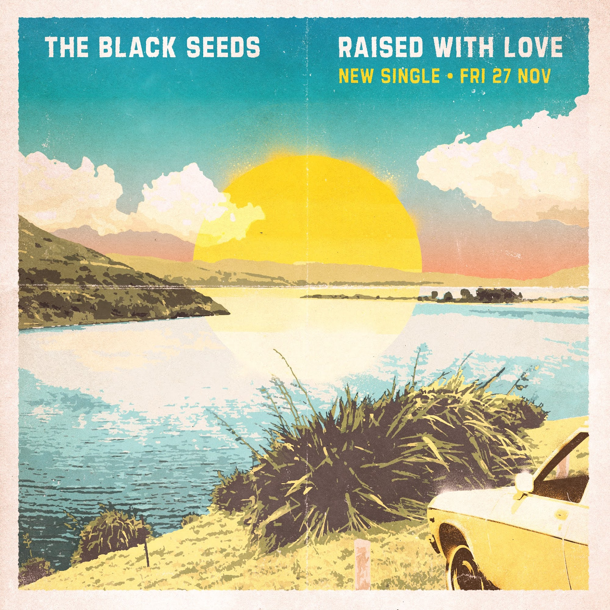 The Black Seeds - Raised with Love | Song of the Day