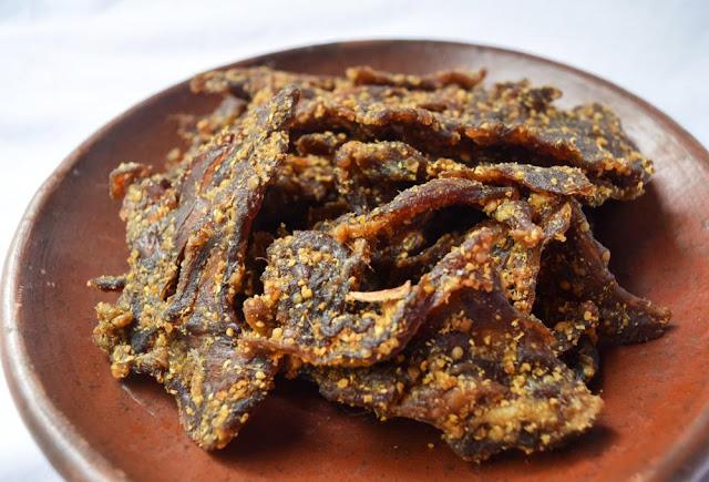 10 Kuliner Makanan Khas Boyolali - Dendeng Kulit Sapi & Keripik Paru