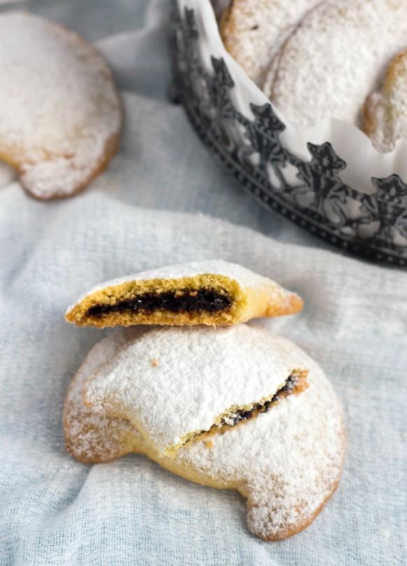 Dolci Natalizi Molisani.Andante Con Gusto Ceppelliate Di Trivento Per La Giornata Nazionale Dei Biscotti Di Natale
