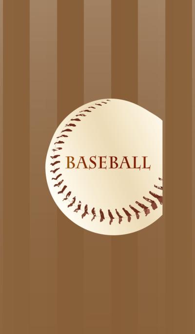 Baseball -simple-