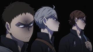 ハイキュー!! アニメ 3期1話 烏野3年 | Karasuno vs Shiratorizawa | HAIKYU!! Season3