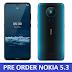 Pre-Order Nokia 5.3 di Indonesia Mulai 22-30 Juni 2020