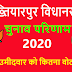 बख्तियारपुर विधानसभा चुनाव परिणाम 2020 / किस उमीदवार को कितना वोट मिला / bakhtiyarpur vidhan sabha result 2020