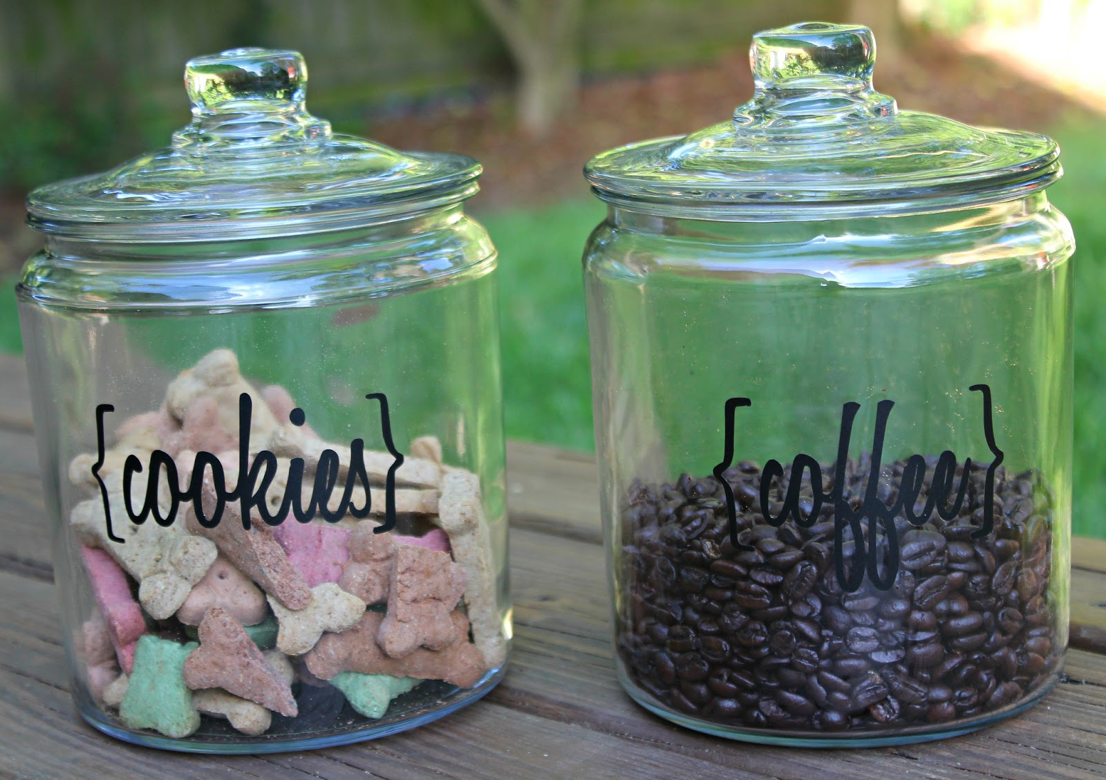kitchen canisters diy kitchen canisters carolina charm