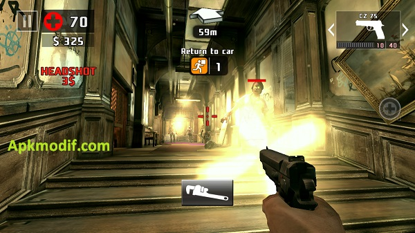 Dead Trigger 2: Zombie Shooter Mod Apk Data Obb Tested Works