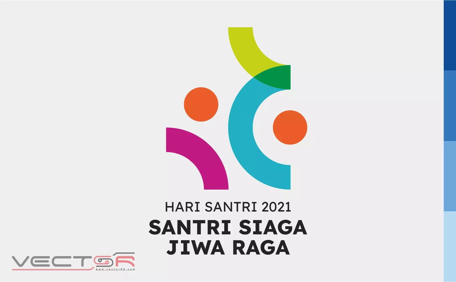 HSN (Hari Santri Nasional) 2021 Kemenag RI Logo - Download Vector File Encapsulated PostScript (.EPS)
