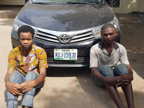 I lost N6 million in sport betting, robbery gang who specialized in robbing women only confess