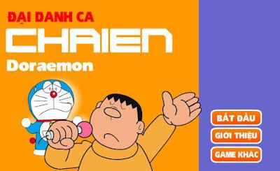 Chơi game âm nhạc đại danh ca Chaien hài hước