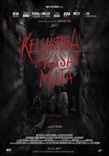 Film Keluarga Tak Kasat Mata 2017 di Bioskop