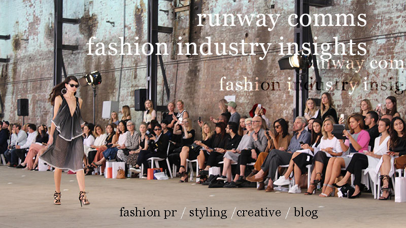 runwaycomms - Fashion Industry Insights