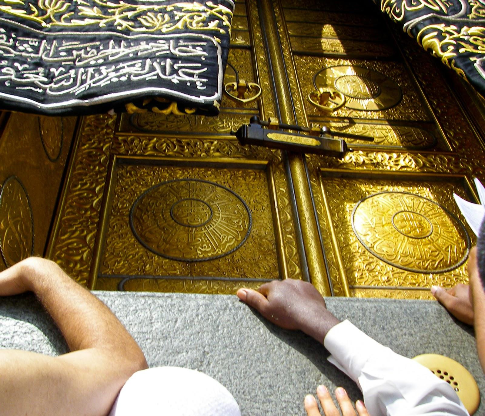 Masha Allah Hd Wallpaper Islamic Pictures Hd Image Of Door Of Kabba Mashallah