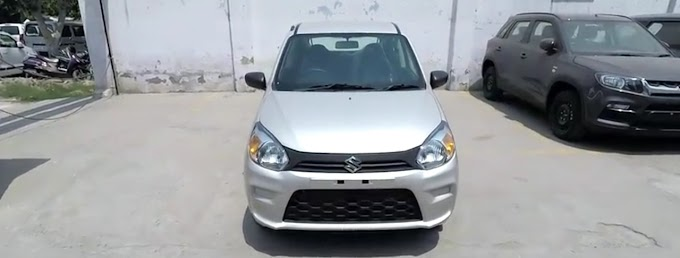 Maruti Suzuki Alto 800-India's most selling car