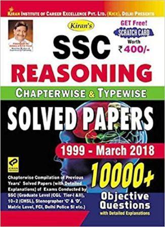 [PDF] Kiran SSC Reasoning Previous Solved Paper (1999-2017)