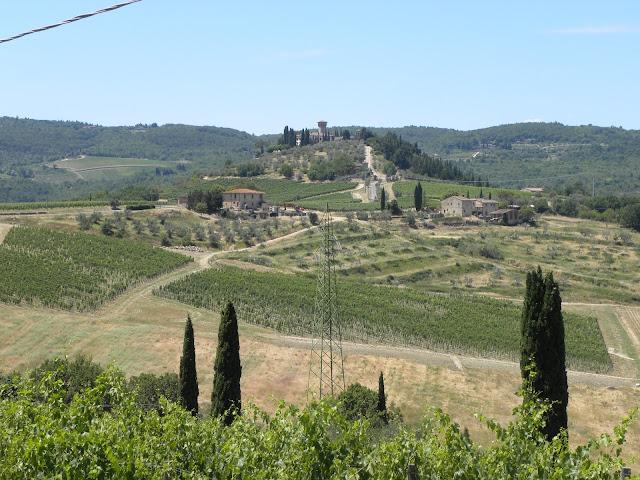 Visitar a Toscana em três dias