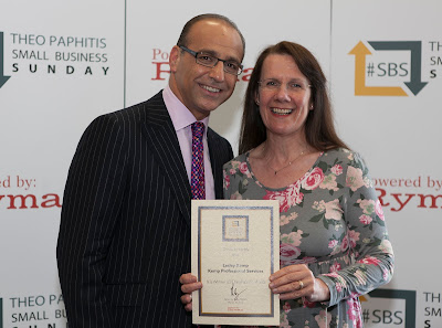 Theo Paphitis and KPS - Audio Typing and Transcription Services.