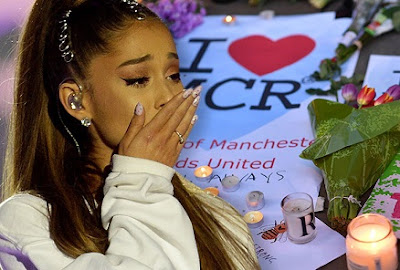 Ariana Grande Concert Manchester Bombing Victims' Families Each Getting $324k