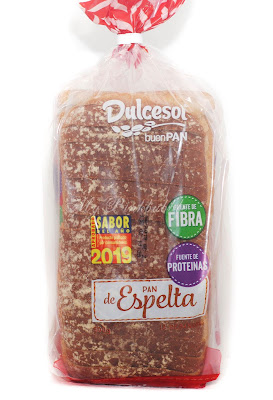 Dulcesol pan de espelta