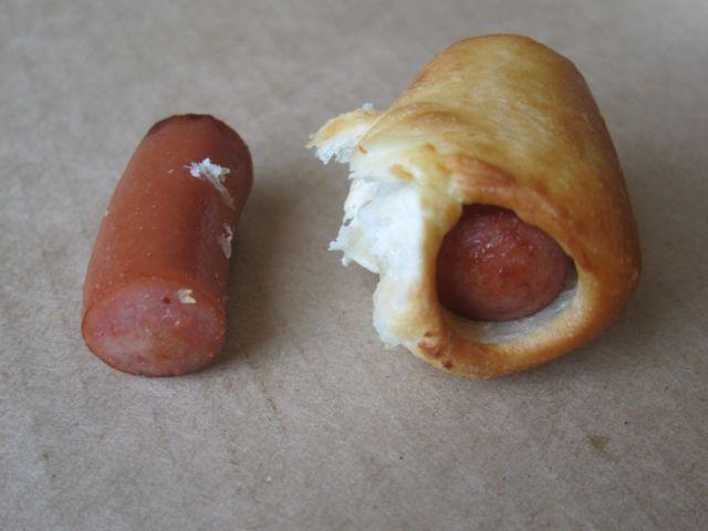 Pizza Hut Hot Dog Bites