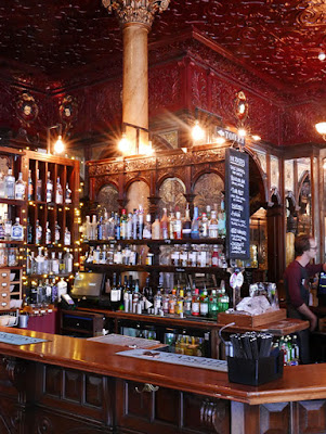 Inside the Viaduct Tavern Holborn
