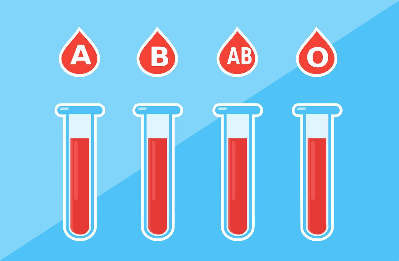 طريقة انقاص الوزن حسب فصيلة الدم