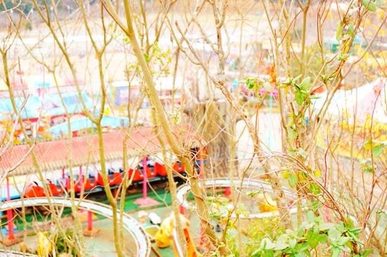 NONtic パステルポップな遊園地写真