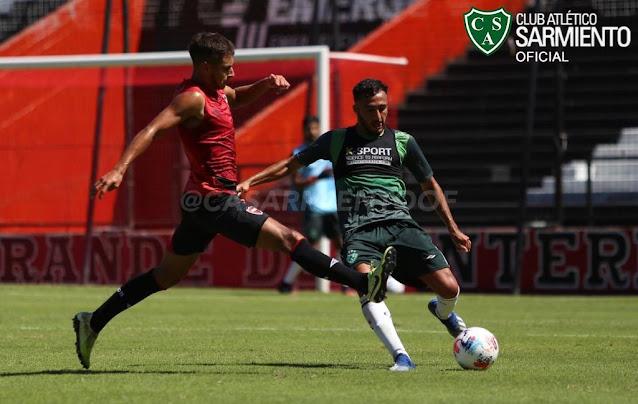 Derrota y empate para el Verde en Rosario