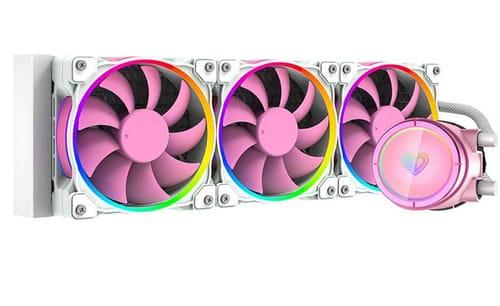 ID-COOLING PINKFLOW 360 CPU Water Cooler