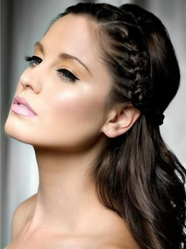 Incredible Online Fashion News Hairstyles For Girls 2013 Hairstyles For Women Draintrainus