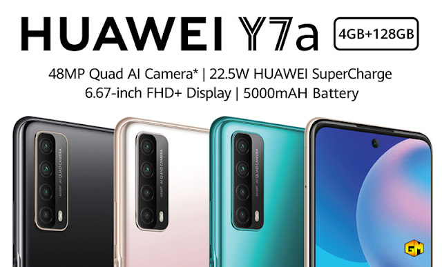 Huawei Y7a Gizmo Manila