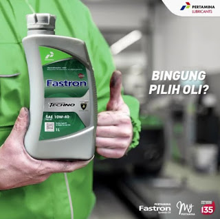 Pertamina Fastron & Enduro Sebagai Oli Kebutuhan Mesin Anda Masa Kini